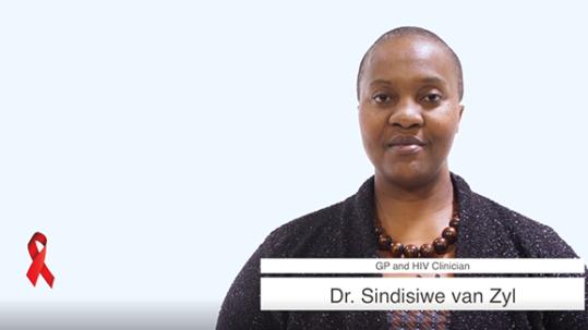 Dr Sindisiwe van Zyl