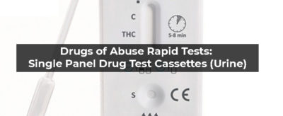 Single-Panel-Drug-Test-Cassettes