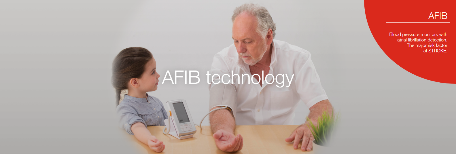 AFIB technology - patient focus